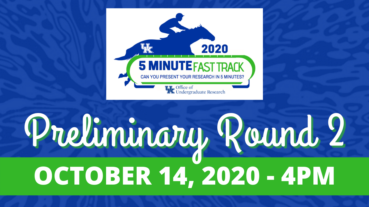 5-Minute Fast Track: Preliminary Round 2