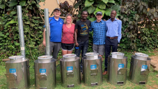 UKATS sustainable engineering research Uganda summer 2019