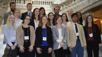 2019 Posters at the Capitol undergraduate research students