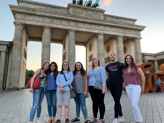Learning Lab interns at World CUR in Germany 2019